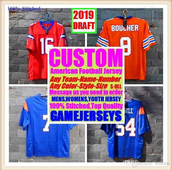 All Stitched Custom american football jerseys Seattle Oakland college authentic cheap baseball basketball hockey jersey 4xl 5xl 8xl france