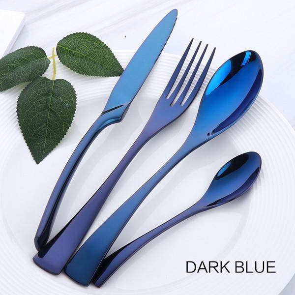 Azul 4 peças