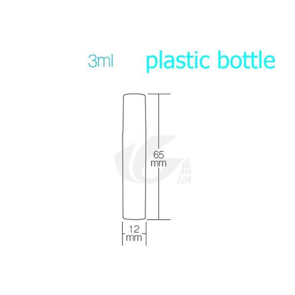 플라스틱 병 3ml