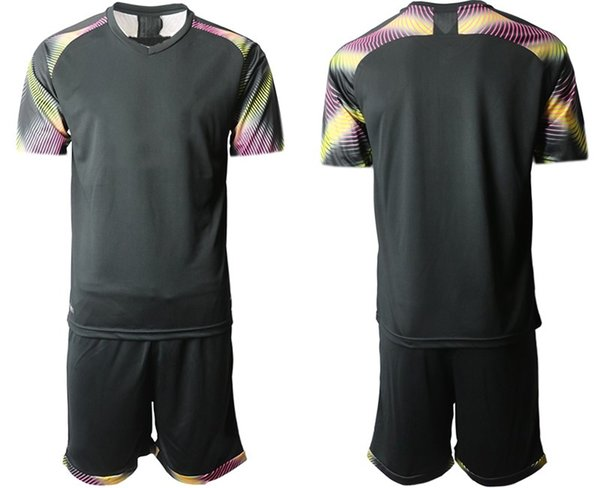 Marseille goalkeeper black