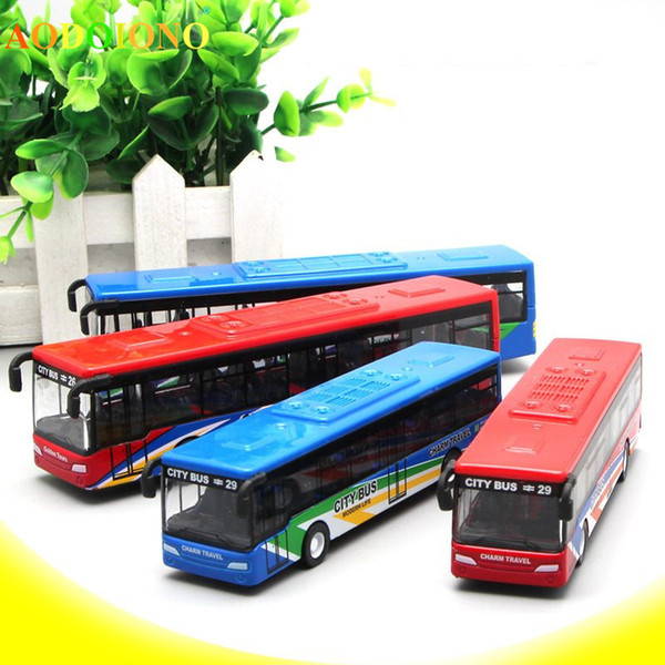 1:64 Scale Small Pull Back Shuttle Bus Children's Metal Diecast Model Vehicle Motor Auto Cars Toys Baby Xmas Gift for Kids Boys