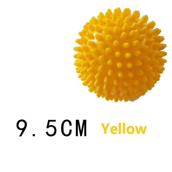9,5 cm amarelo