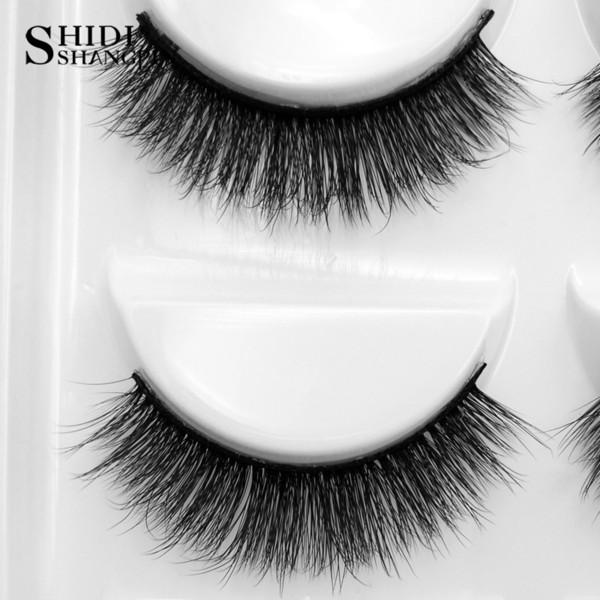 5 Pairs Eyelashes Natural Long 3d False Eyelashes 1 Box Eyelash Extension 3d Makeup False Lashes G803