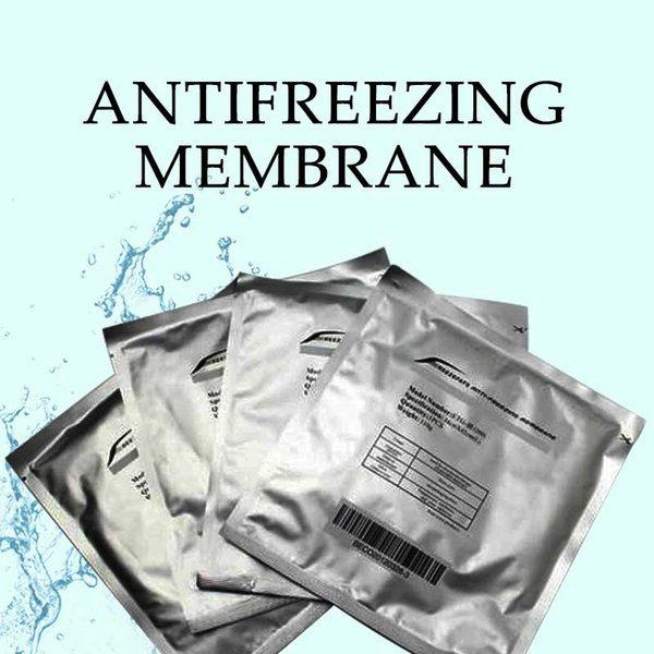 best selling Fat Freezing Anti Freezing Membranes Cryo Cool Pad Anti Freeze Cryotherapy Antifreeze Membrane For Clinical Salon Use