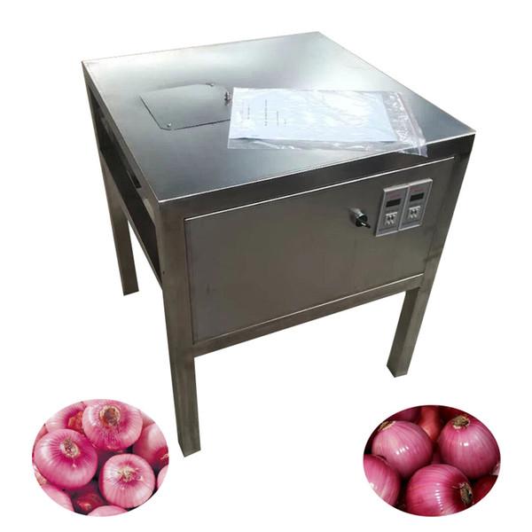 sbucciatrice di cipolle di piccola qualità / sbucciatrice per cipolle da 100w