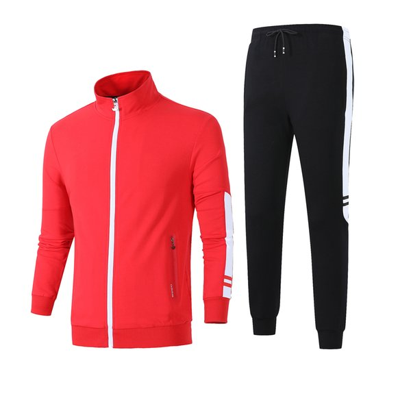 Mens Tracksuits Designer Brand Embroidery Jackets Pants Suits Spring Autumn Zipper Coat Running Casual Fashion Kits 6288