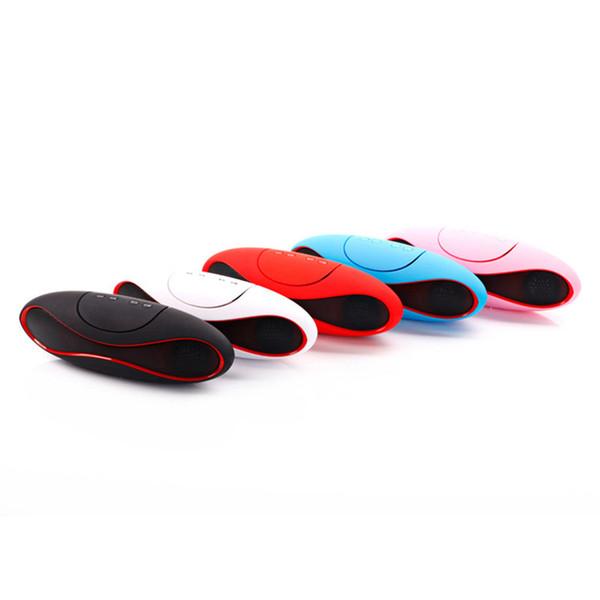 Subwoofer Bluetooth Speaker 3.5MM Audio Jack Mini Speaker FM Radio Wireless USB Portable MPS, MPS Phone Speaker