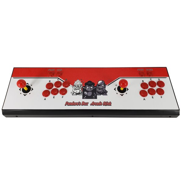 New Arrival coin operated Arcade Machine With Classical Game pandora box 9D