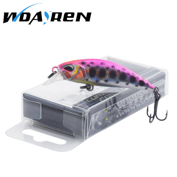 10pcs Minnow Lures 18.5cm//24.5g Plastic Hard Bass Baits 10 Colors Fishing Tackle