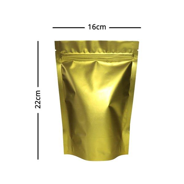 16x22cm Matte Ouro