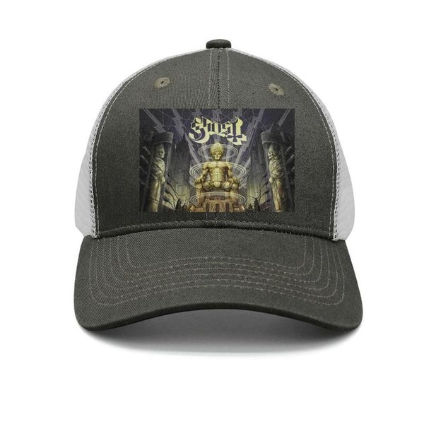 Fantasma B C Cerimônia e Devoção exército-mens verde e mulheres tampão do camionista bola legal personalizado chapéus da juventude