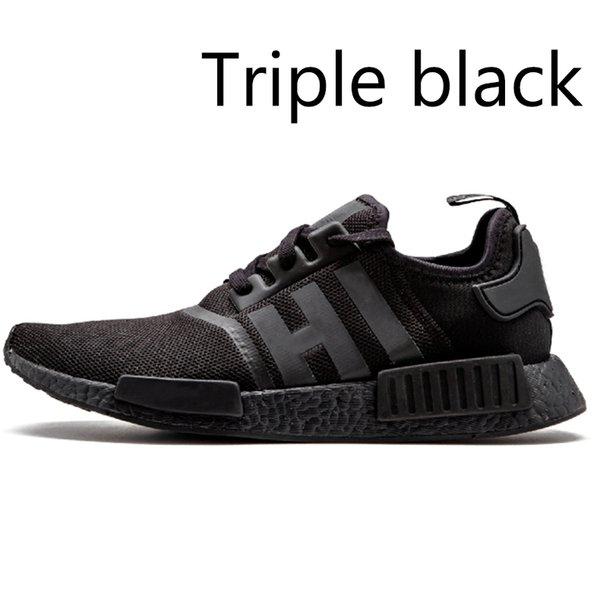 # 19 Triple Black