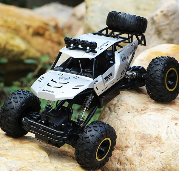 best selling New RC Car 2.4G 4WD Four-wheel drive remote control car high-speed climbing racing children's off-road vehicle kid adult electric toy cars
