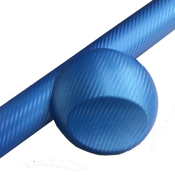3D CF mavi