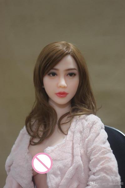 В натуральную величину Реальные Силиконовые Секс Куклы Для Мужчин Реалистичные Секс Куклы Реалистичные Киска Груди Оральный Твердый Силиконовый Sexy Girl Love Dolls Игрушки Для Взрослых