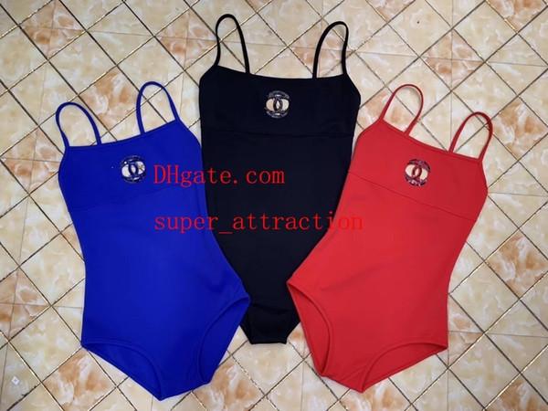 high quality women new styles black bikini ladies sex swimwear women one piece jumpsuit bikini 3 colors guc-85