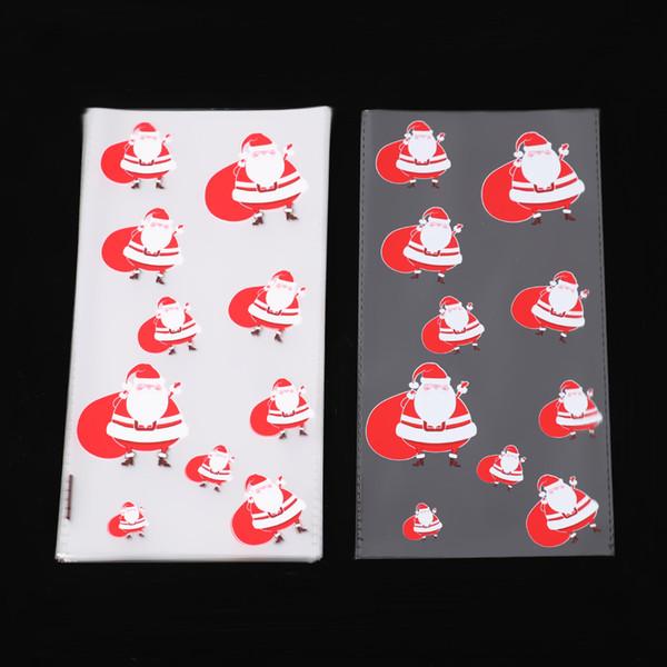 13x27cm 10pcs / pacchetto creativo Candy Candy Box Scatole favori wedding e regali Box feste di Buon Natale