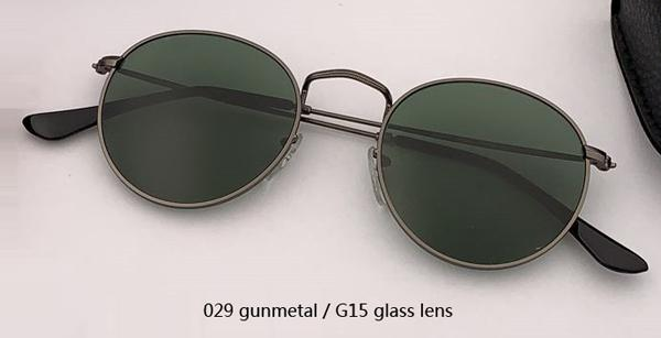 004 gunmetal / verde clássico G15