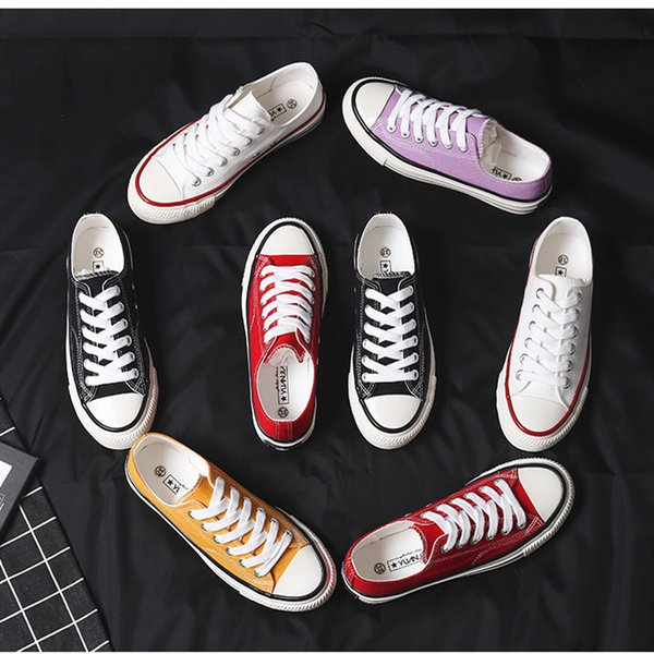 New brand kids canvas shoe fashion low shoes boys and girls sports canvas shoes designer shoes CFJ585