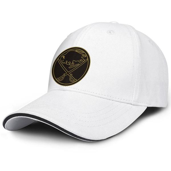 Buffalo Sabres Logo gold black men Sport snapback hat High Quality adjustable womens fishing cap classic dad cap mesh basketball hats