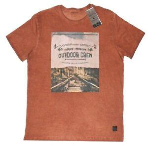 T Shirt da uomo per il tempo libero alla moda da colorare con design Taglia L 52/54 Nuovo
