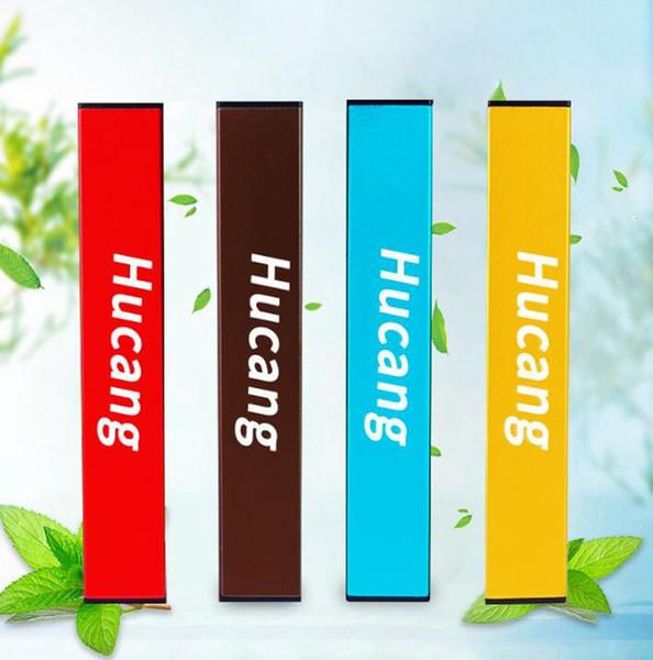 High-quality Original ZZtech Electronic Cigarette New Disposable Nutrition vape 2 styles Hucang vape pen Mod 500 Smoking Number of vap