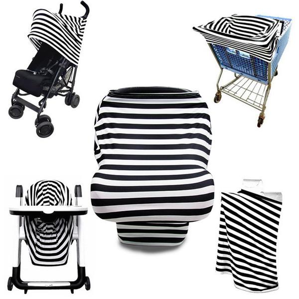 Bebé cuna transpirable toldo parasol toldo a prueba de polvo cochecito accesorios cubierta de viento maternidad bebé lactancia materna cubierta de enfermería