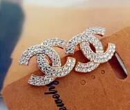 40 stili Orecchini in acciaio inossidabile per le donne Orecchini Numero romano Orecchini in argento con diamanti Zirconia Gioielli moda Brincos Boucle