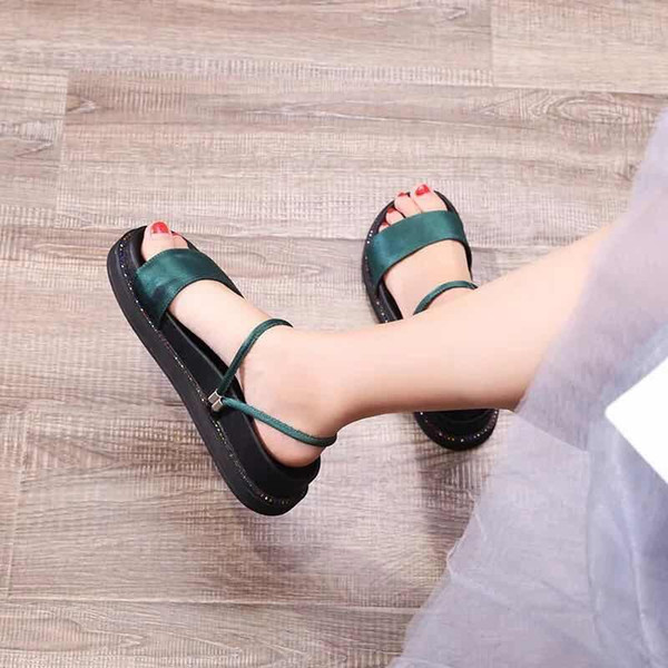 3A Sandalen Designer Slippers Hochwertige Slides Designer Schuhe Designer Huaraches Flip Flops Slipper Stiefel Sneakers2019