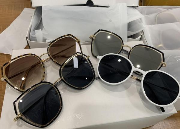 Retro COOL Pilot Sunglasses Leopard print sport eye wear UV protection Men Women Mirror Glass unisex sun glasses
