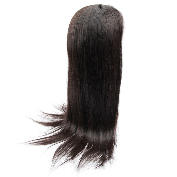 100% natural Brazilian female wig, specially tailored for women, black and beautiful, novel style, suitable for no crowd, comfortable to wea