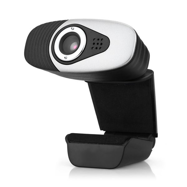 Webcam HD 480P PC Camera with Absorption Microphone MIC for Skype for Android TV Rotatable Computer Camera USB Web Cam