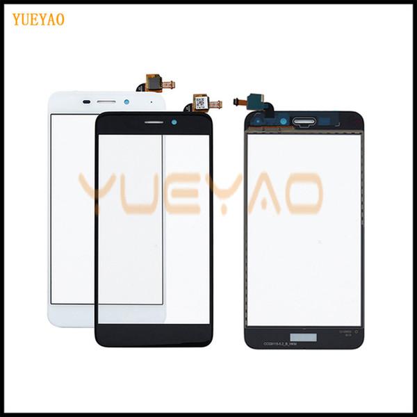 6C HuaWei Onur 6C Pro Için Dokunmatik Ekran Dokunmatik Pro JMM-L22 Ön Cam Dokunmatik Ekran Digitizer Paneli Sensörü