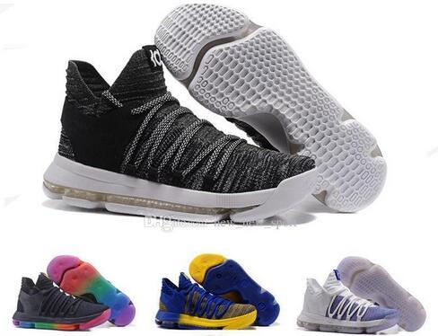 2019 New Zoom kd 10 Anniversary University Red Still Kd Igloo BETRUE Oreo men basketball shoes USA kevin durant Elite KD10 sport Sneakers KD
