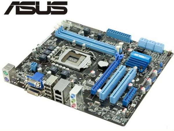 ASUS P7H55-M PLUS Motherboard LGA 1156 DDR3 Board 8GB H55 Desktop-Motherboard Kostenloser Versand