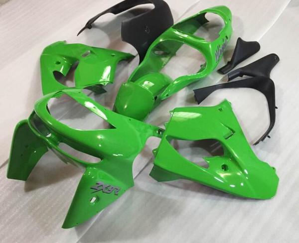 New ABS bike fairings kit for Ninja Kawasaki ZX9R 1998 1999 fairing motorcycle parts ZX-9R 98 ZX 9R 99 Custom glossy green