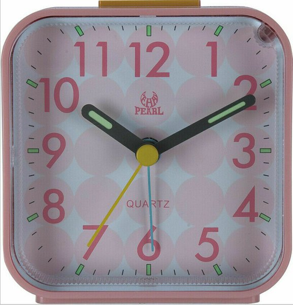 Dropship Classic Silenzioso Sveglia Movimento al quarzo batterie Clock casa Table Desk