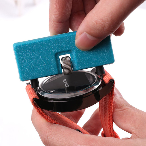 Adjustable Watch Opener Back Case Press Closer Remover Two Feet Opening Screw Wrench Watchmaker Tools