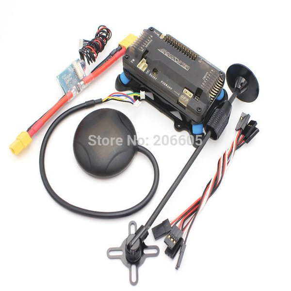 APM2.6 Flight Controller NEO 6M GPS Compass w/ Foldable Stand APM Shock Absorber this product is belong to the Vehicles Remote Control Toys