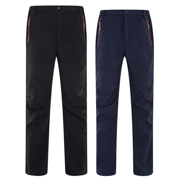 waterproof 2019 men women ski pants outdoor trousers lovers windproof waterproof warm winter snow snowboard pants hiking camping