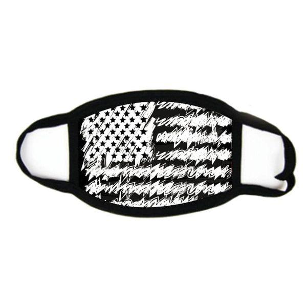 Maske Flagge # 11