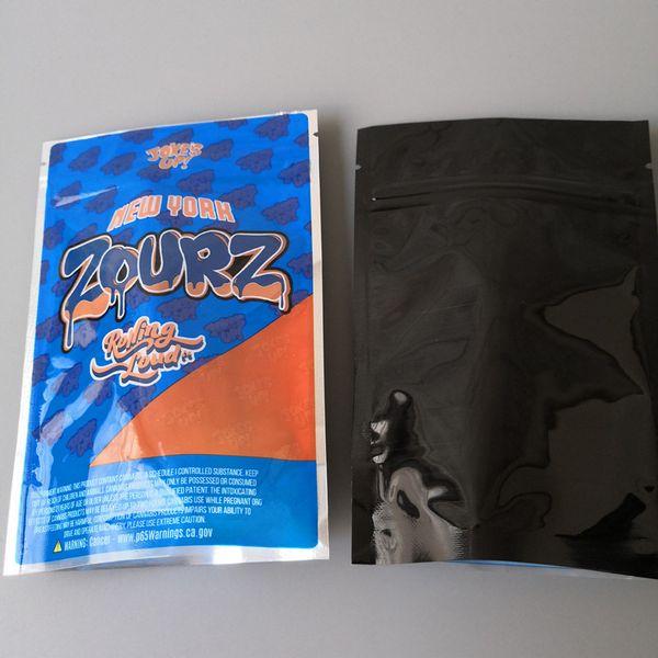 best selling Whole Lotta Runtz Jokes UP Lucky Charmz Certz Neros Cutt New York Zourz Rolling Loud Smell Proof Packaging Mylar Bag Dry Herb Flower