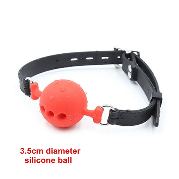 3.5cm diameter ball (red)