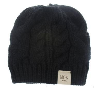 #1 knitted beanie hat