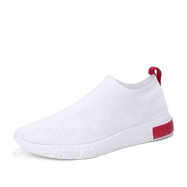 2019 authentische Flut Schuhe atmungsaktiv Freizeitschuhe Modetrend vielseitig bequem tragbar beständig gut und einfach klassisch Männer