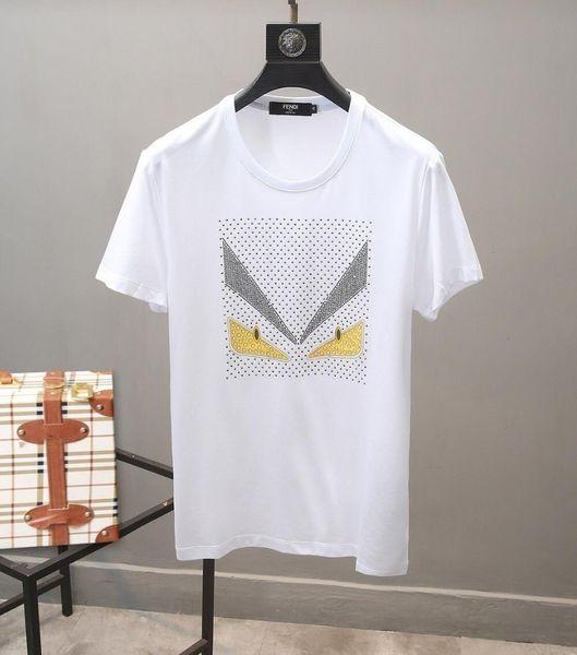 2019 Sommer neuer Mann Kurzarm T-Shirt 190411125