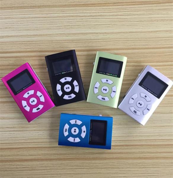 1 pollice Walkman music player guscio in alluminio della carta dello schermo MP3 libro di musica mp3 sport anti-elettromagnetica regalo allievo interferenze MX-808