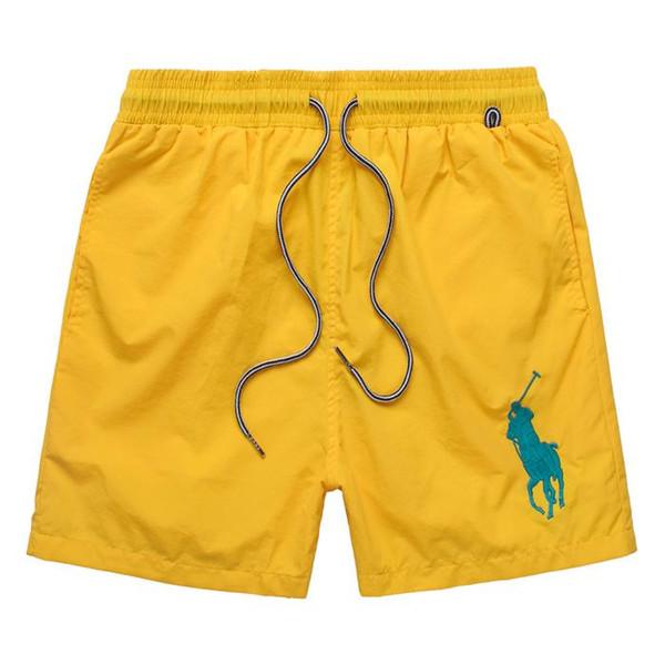 Classic Brands Summer polo Board Shorts big horse embroidery Hawaiian Ralph Men's Beach surf Pants swim shorts s353 Men swimming trunks