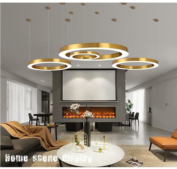 Modern LED Pendant Lamps Acrylic Light Fixtures Fashion Living Bedroom  Decorative Restaurant Dining Kitchen Pendant Lights I144 Blue Pendant  Lights ...