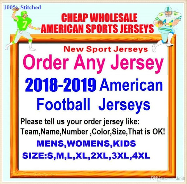 All Stitched Custom american football jerseys Tampa Bay Dallas college authentic cheap baseball basketball mens womens youth USA 4xl shop
